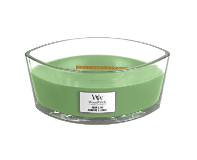 Vonná svíčka loď Hemp & Ivy 453,6 g