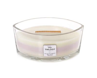 Vonná svíčka Trilogy Terrace Blossoms 453 g - SLEVA - vryp na vosku