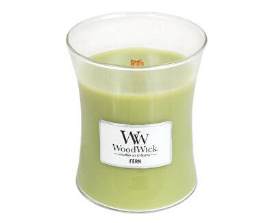 Vonná svíčka váza Fern 275 g - SLEVA - poškrábaný vosk