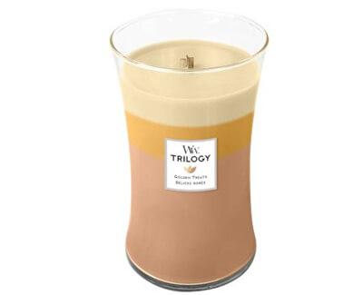 Vonná svíčka váza Trilogy Golden Treats 609,5 g