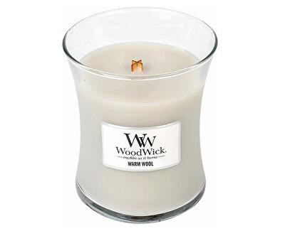 Vonná svíčka váza Warm Wool 275 g - SLEVA - poškozený vosk