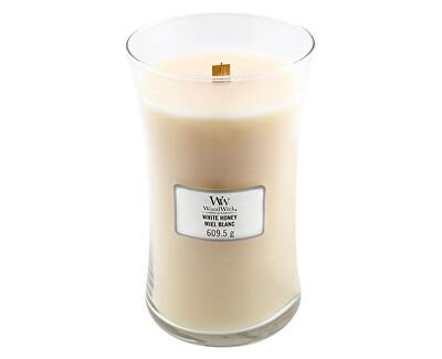 Vonná svíčka váza White Honey 609,5 g