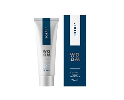 Zubná pasta pre komplexnú starostlivosť TOTAL + (Toothpaste No.4 Total Care ) 75 ml