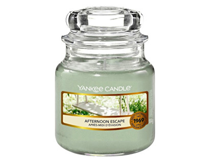Aromatická svíčka Classic malá Afternoon Escape 104 g