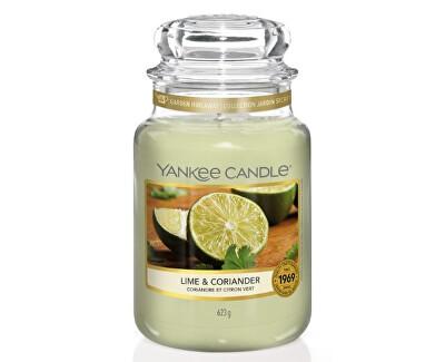 Aromatická svíčka Classic velká Lime & Coriander 623 g