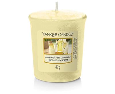 Aromatická votivní svíčka Homemade Herb Lemonade 49 g