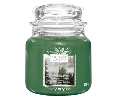 Vonná svíčka Classic střední Evergreen Mist 411 g