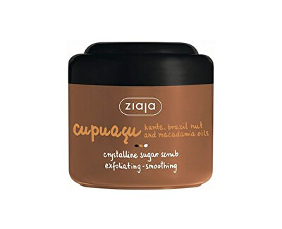 Krystalický cukrový peeling Cupuacu 200 ml