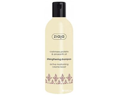 Posilňujúci šampón na vlasy Cashmere (Strengthening Shampoo) 300 ml