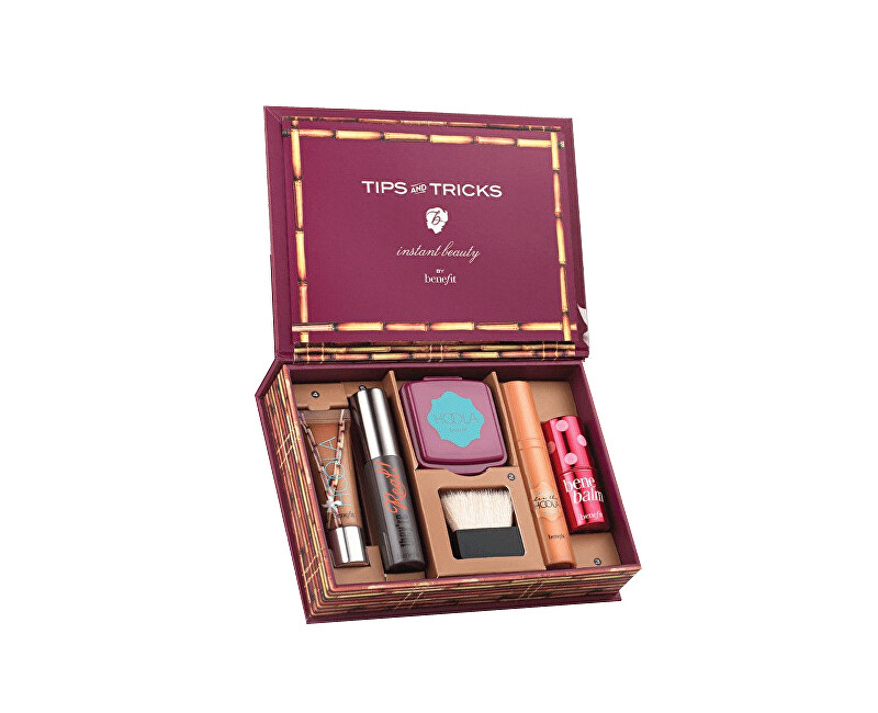 Benefit Sada bronzového líčení Do The Hoola (Beyond Bronze Kit)