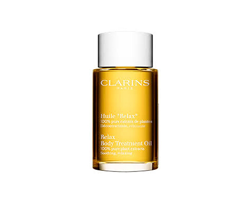 Clarins 100% tělový olej Relax (Relax Body Treatment Oil) 100 ml