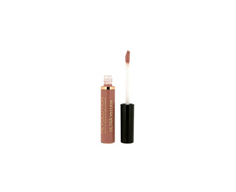 Makeup Revolution Krémová matná rtěnka Ultra Velour (Cream Lip Stick) 7,7 Don't Bring Me Down