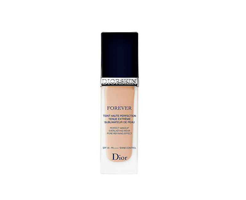 Dior Tekutý make-up Diorskin Forever SPF 35 (Perfect Makeup Everlasting Wear) 30 ml 020 Light Beige