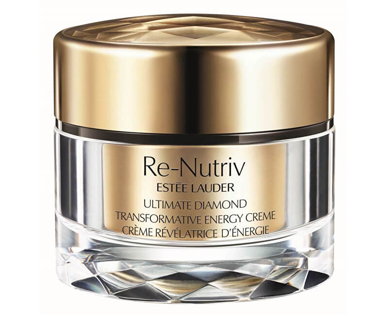 Estée Lauder Luxusní omlazující krém Re-Nutriv Ultimate Diamond (Transformative Energy Creme) 50 ml