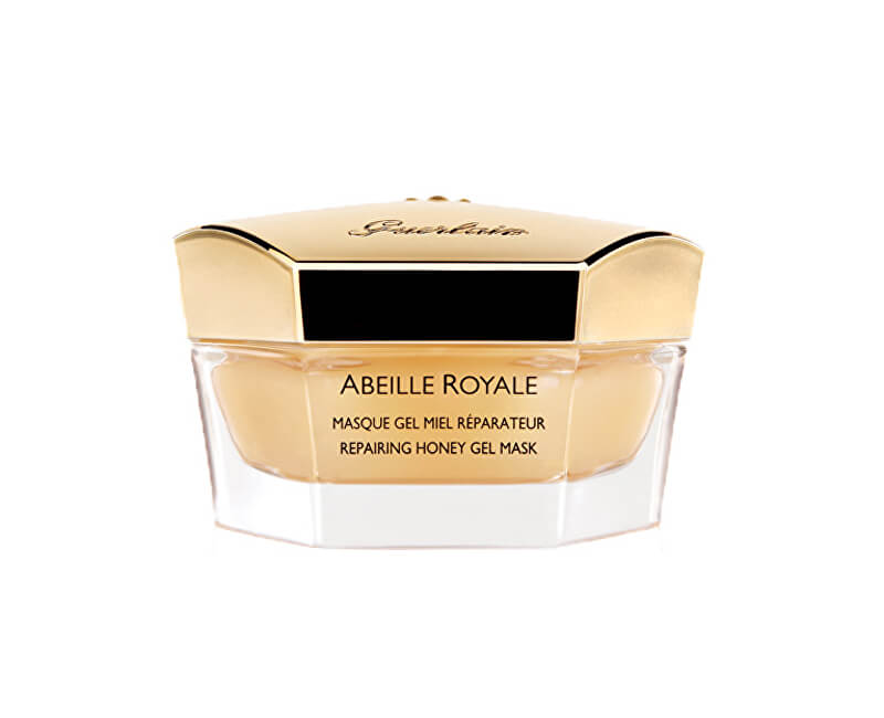 Guerlain Obnovující gelová maska s medem Abeille Royale (Repairing Honey Gel Mask) 50 ml