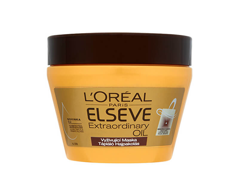 Loreal Paris Vyživující maska Elseve Extraordinary Oil 300 ml