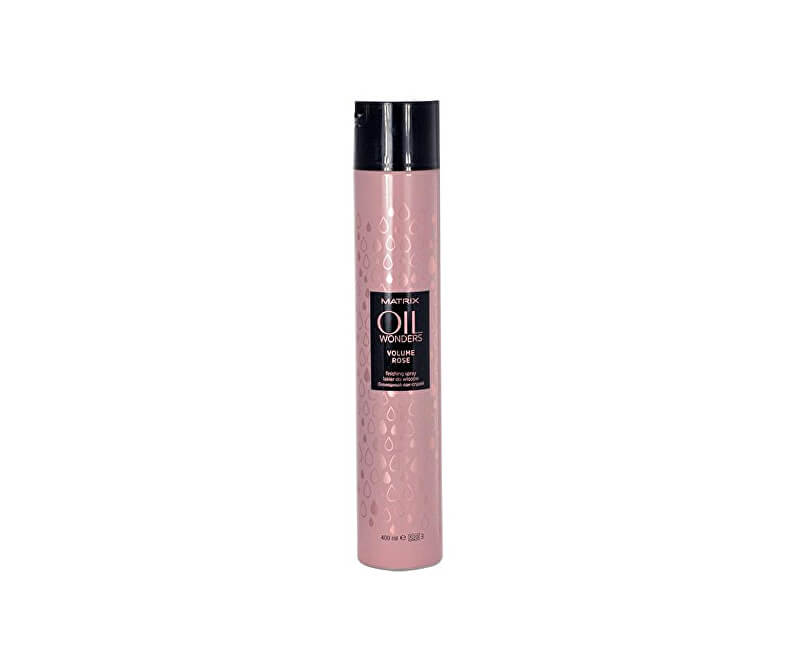 Matrix Lak na vlasy pro objem Oil Wonders (Volume Rose Finishing Spray) 400 ml