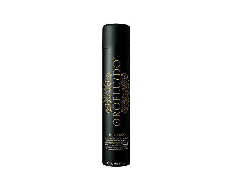 Orofluido Zkrášlující lak na vlasy (Beauty Hairspray For Your Hair) 500 ml