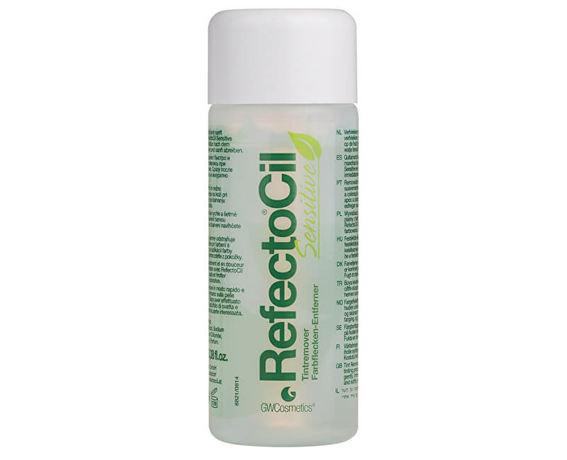 Refectocil Odstraňovač skvrn SENSITIVE (Tint Remover) 100 ml
