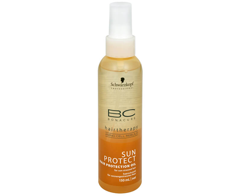 Schwarzkopf Professional Ochranný olej na vlasy Sun Protect (Hair Protection Oil for Sun-Stressed Hair) 150 ml