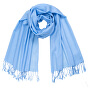 Sciarpa da donna sz18636.12 Light blue