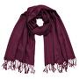 Dámský šátek sz18636.8 Burgundy