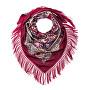 Dámský šátek sz19172.3 Dark Red