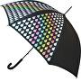 Umbrela cu umbrele Rainbow schimbătoare de culoare EDSRAC