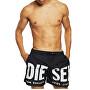 Pantaloni scurți de baie pentru bărbați Bmbx- Wave 2.017 Calzoncini 00SV9U-0KAXH-900