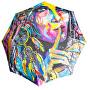 Umbrelăautomatică pliabilă pentru femei Modern.ArtMagicMini - Fantasia 74615712