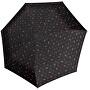 Umbrelă mecanică pliabilă Hit Mini Emotion 700165PE negru