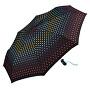 Umbrelă pentru femei Easymatic Light Gradient Dots