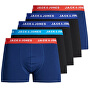 5 PACK - Mens boxeri JACLEE 12144536 Surf the Web