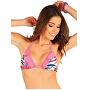 Női bikini felső eltávolítható push-up-al 63006