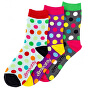 Set de șosete Light Regular socks S19 Dotspack