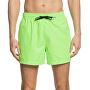 Pantaloncini costume da bagno da uomo Everyday Volley 15 Verde Gecko EQYJV03531-GGY0