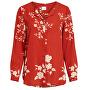 Dámska košeľa VILUCY L/S SHIRT - FAV LUX Ketchup
