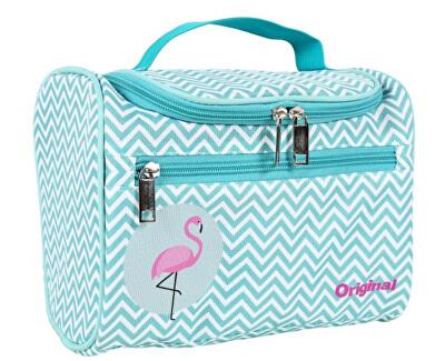 Női kozmetikai bőrönd