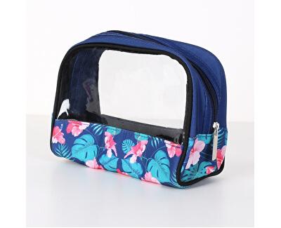 Kozmetikai táska - Hibiscus