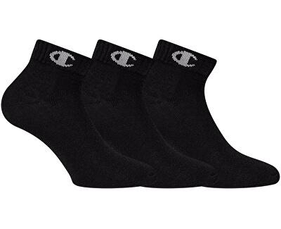 3 PACK - kotníkové ponožky CH000ABY/3-9O2