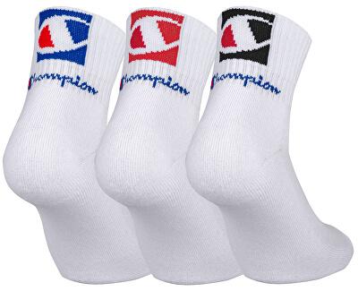 3 PACK - kotníkové ponožky CH000B0B-9YZ