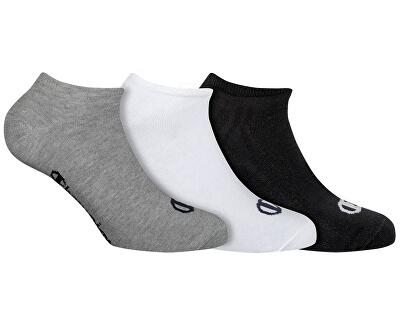 3 PACK - nízké ponožky CH0008QI-8WU