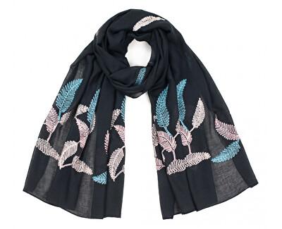 Dámský šátek sz18422.3 Black