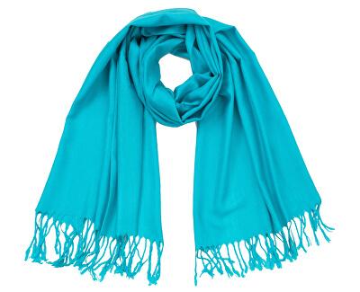 Sciarpa da donna sz18636.13 Turquoise