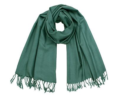SLEVA - Dámský šátek sz18636.15 Bottle green
