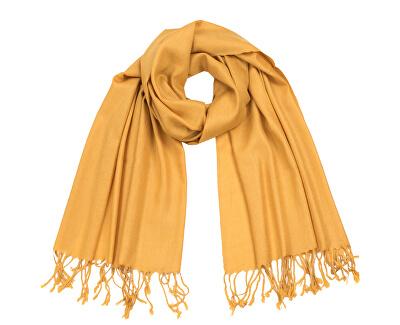 Sciarpa da donna sz18636.21 Mustard