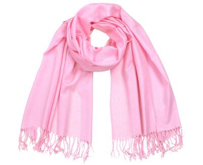 Sciarpa da donna sz18636.3 Light pink