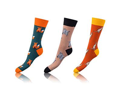 3 PACK -  ponožky BE481004-308