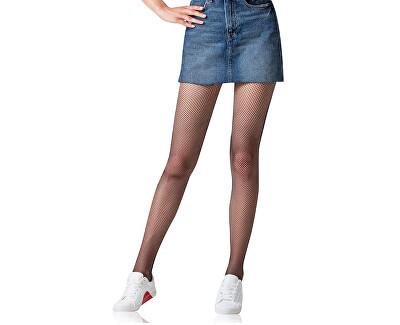 Dámské síťované punčochové kalhoty BE211003-094