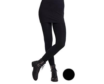 Colanți pentru femei Black Winter 100 BE261200-094